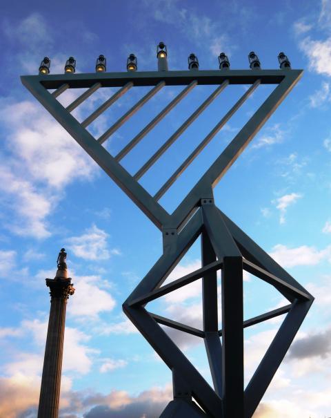 Welches Fest Feiern Juden Anstelle Des Weihnachtsfests?