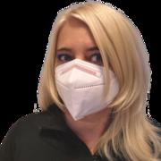 FFP2-Maske Bild von Alexandra_Koch auf Pixabay